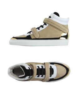 Louis Leeman - High Top Sneakers