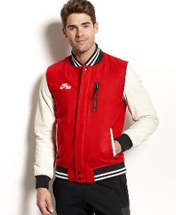 Nike  - Basketball Air Varsity Jacket