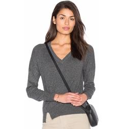 Fine Collection - Sonia V Neck Sweater