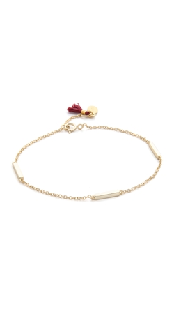 Shashi  - Bar Bracelet