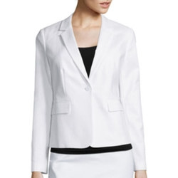 Liz Claiborne - Single Breasted Blazer