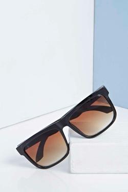 Boohoo - Sarah Oversize Square Sunglasses