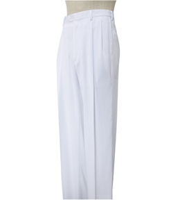David Leadbetter - Leated Front Pants