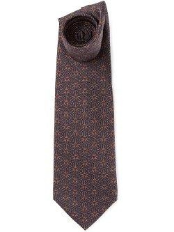 Hermès  - Vintage Printed Tie