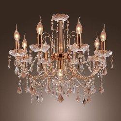 Light In The Box - Elegant Crystal Chandelier