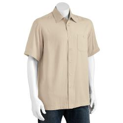 Haggar  - Grid Casual Button-Down Shirt