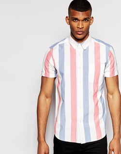 Asos - Deck Chair Stripe Shirt