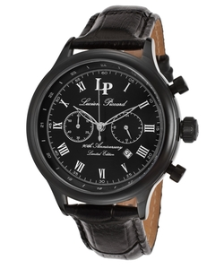 Lucien Piccard -  Genuine Leather Watch