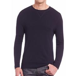 A.P.C.  - Pull Hugues Woven Sweatshirt