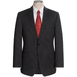 Calvin Klein  - Stripe Suit Jacket