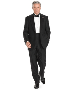 Brooks Brothers - Madison Fit Golden Fleece Notch Tuxedo
