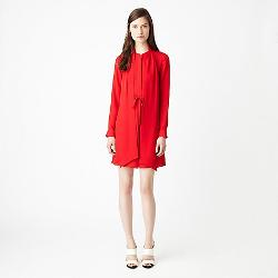 Steven Alan - Silk Sash Dress