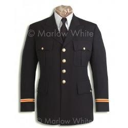 Marlow White - Male Officer Classic Army Service Uniform Coat