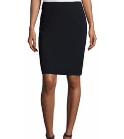 Giorgio Armani - Classic Wool-Blend Pencil Skirt
