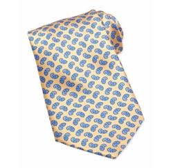 Stefano Ricci - Neat Paisley Pattern Silk Tie