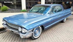 Cadillac  - 1961 Fleetwood Sixity Special Car