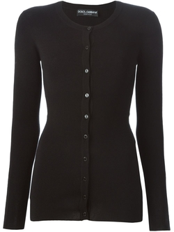 Dolce & Gabanna - Fitted Cardigan
