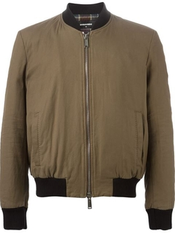 DSQUARED2 - Classic Bomber Jacket