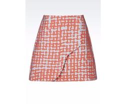 Armani - Jacquard Skirt
