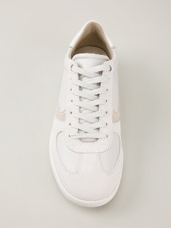 Dolce & Gabbana  - Single Striped Trainer