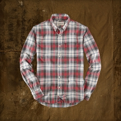 Ralph Lauren - Plaid Oscar Sport Shirt