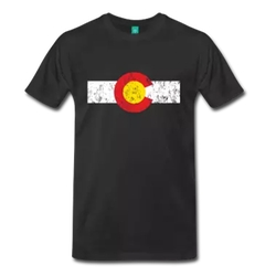 Vintage -  Colorado Flag T-Shirt