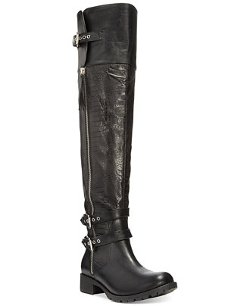 Zigi Soho - Doran Over The Knee Lug Boots