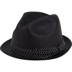 Rag & Bone - Solid Straw Fedora