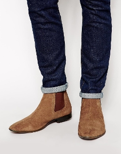 Asos - Chelsea Boots in Suede
