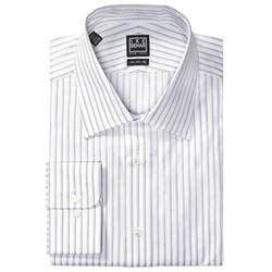 Ike Behar - Black Label Stripe Dress Shirt