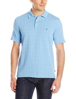 Izod - Short Sleeve Coastal Prep Jacquard Polo Shirt