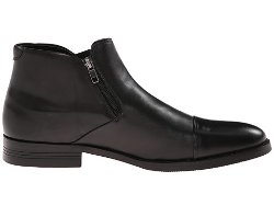 Kenneth Cole Reaction  - Pivot Leather Ankle Boots