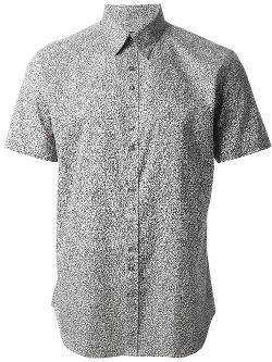 PAUL SMITH  - printed shirt