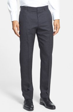 Hugo - Hamen Wool Trousers