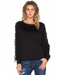 T-Bags Losangeles - Fringe Sweater