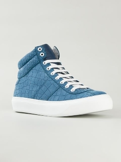 Jimmy Choo - Belgravia Hi-Top Sneakers
