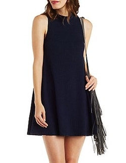 Charlotte Russe -  A-Line Shift Dress