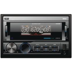 Boss - In-Dash Double-Din Detachable Player Receiver