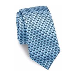 Ike Behar - Textured Silk Tie