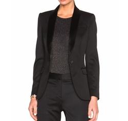 Burberry London  - Claremont Tuxedo Jacket