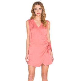 State Of Being - Folded Lapel Dress