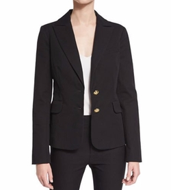 Derek Lam 10 Crosby - Stretch Two-Button Blazer