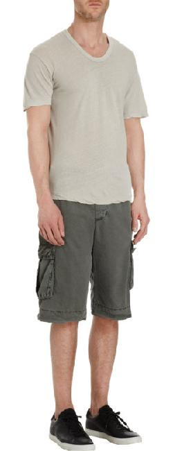 James Perse  - Slub Short Sleeve T-Shirt