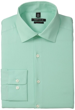 Van Heusen - Slim Fit Solid Dress Shirt