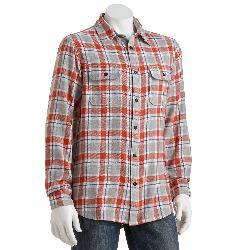 SONOMA - Plaid Flannel Casual Button-Down Shirt - Men