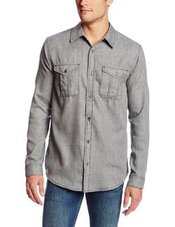 Burnside - Crushin It Long-Sleeve Woven Shirt