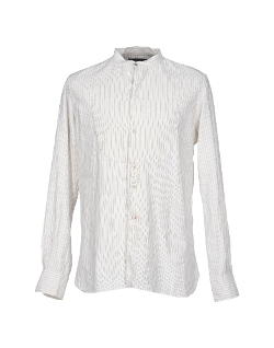 Dondup - Striped Mandarin Shirt
