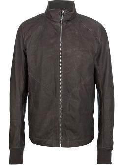 RICK OWENS  - Zip Fastening Jacket
