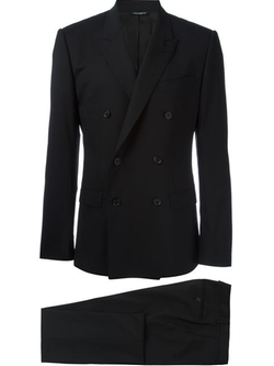 Dolce & Gabbana - Formal Suit