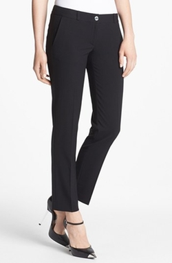 Michael Michael Kors  - Stretch Ankle Pants